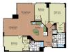 Floor Plan 3   Parc Meridian at Eisenhower Station 7