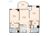 Floor Plan 16 | Meridian at Braddock Station
