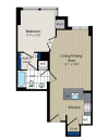Floor Plan | Meridian at Courthouse Commons2