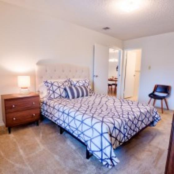 Spacious Floor Plans | Apartments Lafayette LA | Bayou Shadows