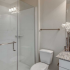 Spacious Master Bathroom | Baton Rouge Luxury Apartments | Bayonne at Southshore