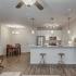 Elegant Kitchen | Luxury Apartments Baton Rouge | Bayonne at Southshore
