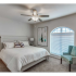 Spacious Bedroom | Baton Rouge Luxury Apartments | Bayonne at Southshore