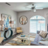 Spacious Living Room | Luxury Apartments Baton Rouge | Bayonne at Southshore