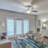 Luxurious Living Room | Apartments Baton Rouge | Bayonne at Southshore