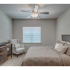 Spacious Master Bedroom | Baton Rouge Luxury Apartments | Bayonne at Southshore