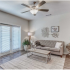 Elegant Living Area | Apartments Near LSU | Bayonne at Southshore