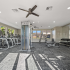 Fitness Center | Leesville Apartments | Timber Ridge Apartment Homes