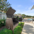 Grill Area | Leesville Apartments | Timber Ridge Apartment Homes