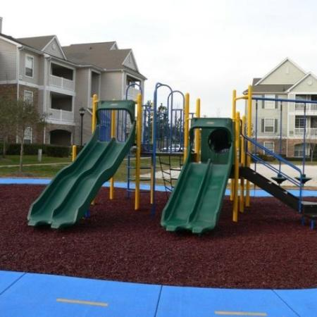 Community Children's Playground | Apartment Homes in Durham, NC | Lodge at Southpoint Apartments