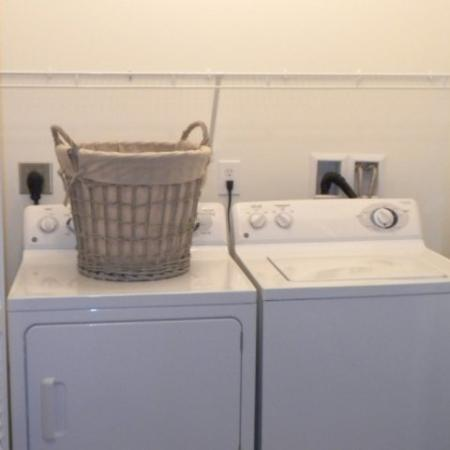 In-Home Washers and Dryers