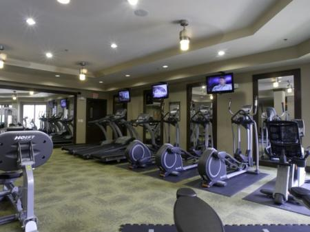 Apartments in Fort Worth 24-Hour Fitness Center