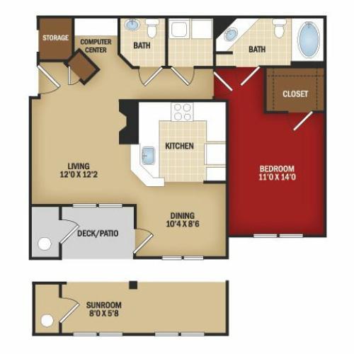 Lincoln at Fair Oaks Apartments