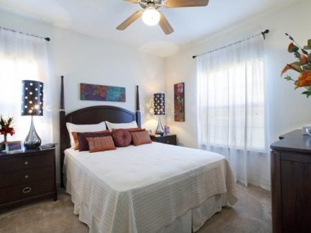 Spacious Master Bedroom | Apartments Homes for rent in San Antonio , TX | Carmel Canyon at Alamo Ranch
