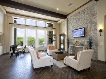 Spacious Resident Club House | Apartment in San Antonio , TX | Carmel Canyon at Alamo Ranch