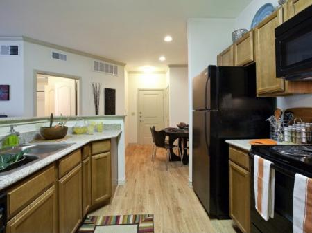 State-of-the-Art Kitchen | San AntonioTX Apartment Homes | Carmel Canyon at Alamo Ranch
