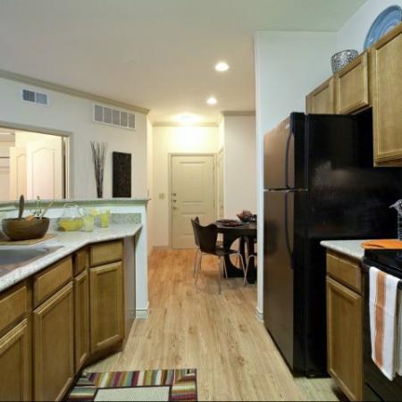 State-of-the-Art Kitchen | San AntonioTX Apartment Homes | Carmel Canyon at Alamo Ranch
