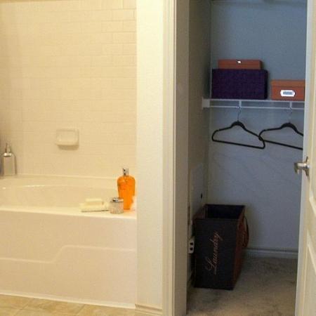 Spacious Closet | Apartments in San Antonio , TX | Carmel Canyon at Alamo Ranch