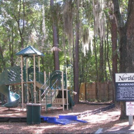 Playground at our Northlake Apartments | houses for rent in Jacksonville FL