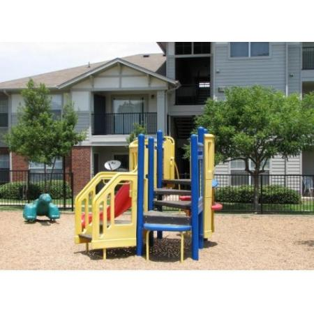 Community Children's Playground | Apartment Homes in Dallas, TX | Flats at Five Mile Creek