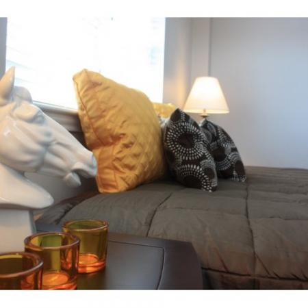 Spacious Bedroom | Quincy MA Apartment Homes | Metro Marina Bay