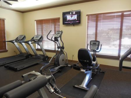 State-of-the-Art Fitness Center | Apartment Homes in San Antonio , TX | Carmel Canyon at Alamo Ranch
