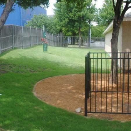 Community Bark Park   Apartment in Dallas, TX   Metropolitan at Cityplace