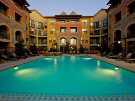 Resort-Style Pool at Rockwall Apartments For Rent