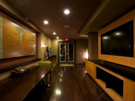 Luxury Clubroom at our Apartments in Rockwall