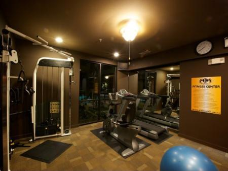 Fitness Center at our Apartments in Rockwall TX