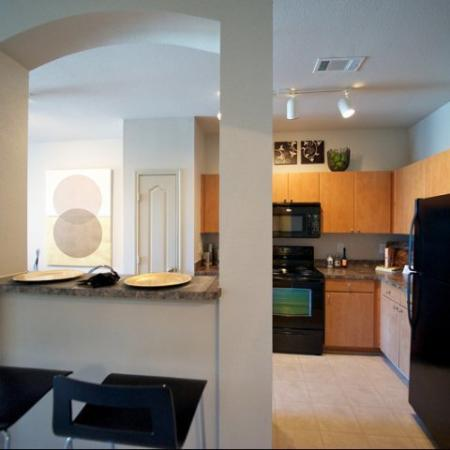 Appliance Package at our Rockwall Apartments