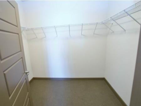 Spacious Closet | Apartments in Nashville, TN | 12 South Flats