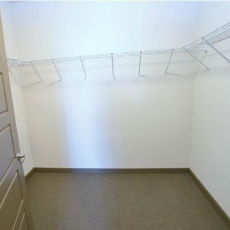 Spacious Closet | Apartments in Nashville, TN | 12 South Flats