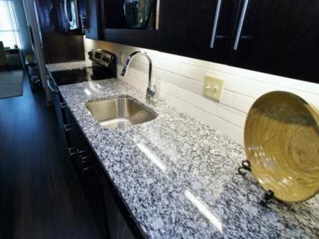 Modern Kitchen | Nashville TN Apartment For Rent | 12 South Flats