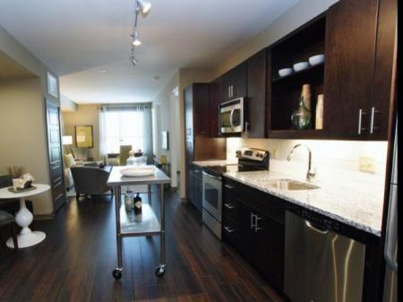 Elegant Living Room | Apartments for rent in Nashville, TN | 12 South Flats