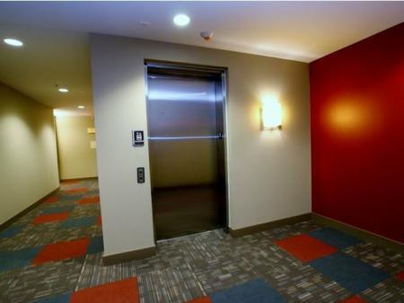 Spacious Hallway | Apartments in Nashville, TN | 12 South Flats