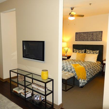 Spacious Bedroom | Nashville TN Apartment Homes | 12 South Flats