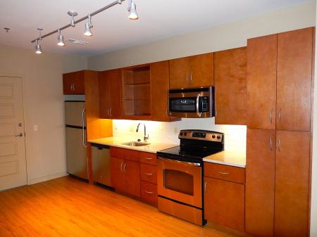 Spacious Kitchen | Apartments for rent in Nashville, TN | 12 South Flats