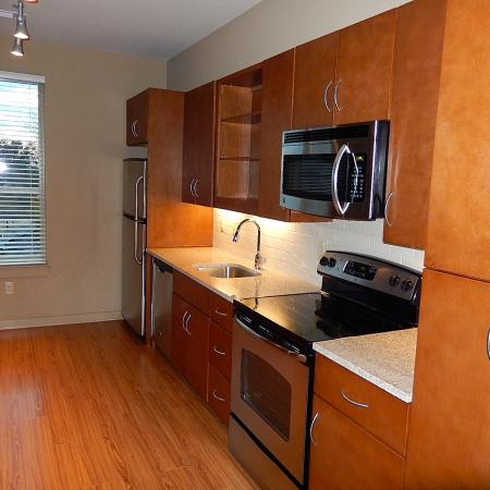 Modern Kitchen | Nashville TN Apartment For Rent | 12 South Flats