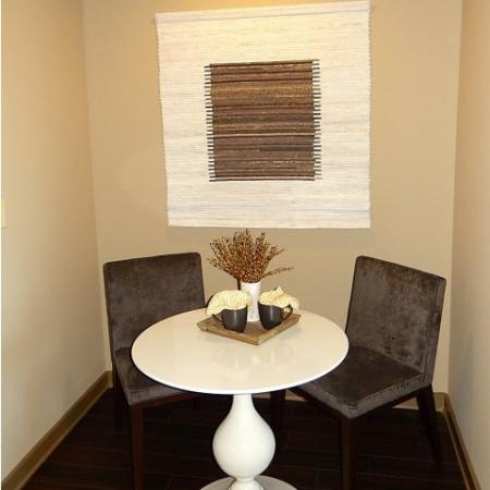 Elegant Dining Room | Nashville TN Apartments For Rent | 12 South Flats