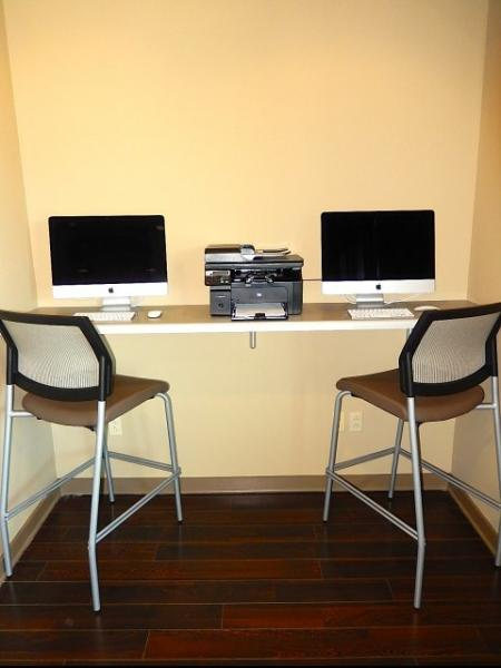 Resident Business Center | Nashville TN Apartment For Rent | 12 South Flats