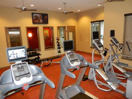 State-of-the-Art Fitness Center | Apartment Homes in Nashville, TN | 12 South Flats