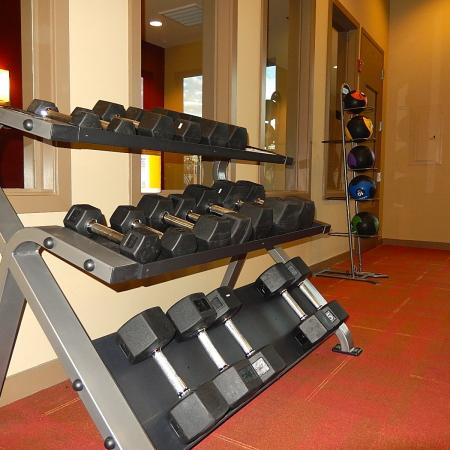 Resident Fitness Center | Apartments Nashville, TN | 12 South Flats