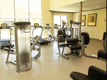 UUpdated FItness Center | Park Central at Flower Mound | Apartments Near DFW