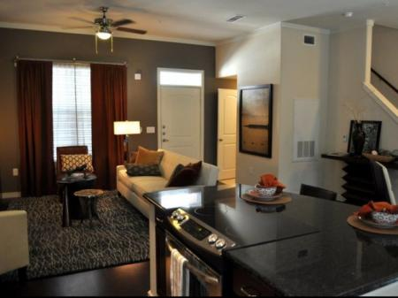 Fort Worth Apartments in Downtown Area