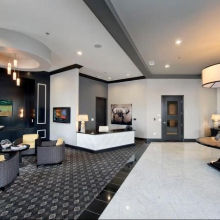 Spacious Community Club House | Atlanta GA Apartments For Rent | Elle of Buckhead
