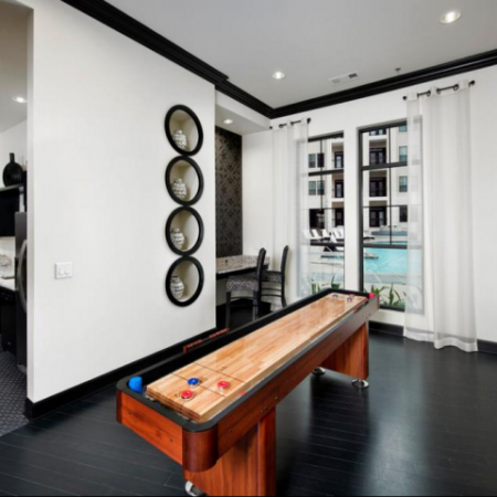 Resident Game Room | Apartments in Atlanta, GA | Elle of Buckhead
