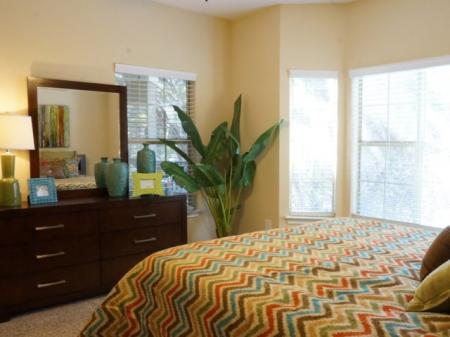 Spacious Master Bedroom   Apartments Homes for rent in Austin, TX   Canyon Springs at Bull Creek