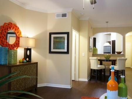 Elegant Living Room   Apartments for rent in Austin, TX   Canyon Springs at Bull Creek