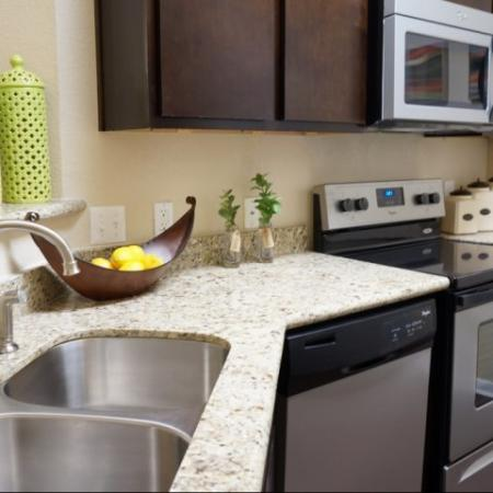State-of-the-Art Kitchen | Austin TX Apartment Homes | Canyon Springs at Bull Creek